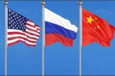 امریکی فوج دنیا کی طاقتورترین قرار،روس دوسرے،چین تیسرے نمبر پر