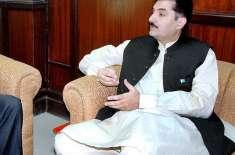 عمرایوب کے پاس ایک کمپنی کا انویسٹر اقامہ ہے، فیصل کریم کنڈی