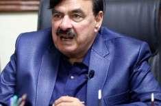 عام انتخابات سے قبل تمام کرپشن کیسز کے فیصلے ہوجائیں گے .شیخ رشید احمد
