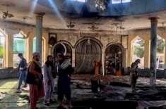 قندھار کی امام بارگاہ میں خودکش حملوں میں ہلاکتوں کی تعداد70سے تجاوزکرگئی