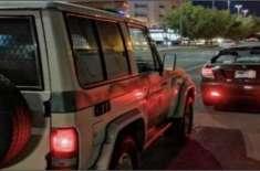 سعودی عرب، گاڑی میں خاتون کو ہراساں کرنے والا پاکستانی گرفتار