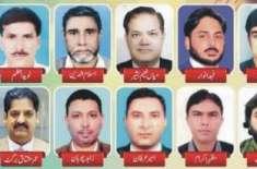 چیئر مین الیکشن کمیشن و ممبران کی جہلم چیمبر میں انتخابات کے حوالے ..