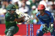 Afghanistan began to dream of hosting Pakistan at home I will offer to host Pakistan team in Afghanistan in meeting with ..