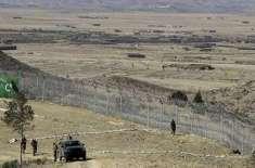 پاکستان میں افغانستان سے دہشت گردی میں اضافہ ہو رہاہے
