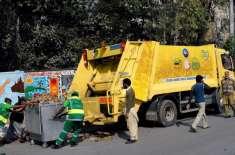 لاہور میں کچرے کے ڈھیر لگنے کی بڑی وجہ، ایل ڈبلیو ایم سی میں بڑے پیمانے ..