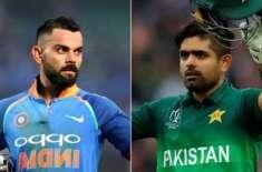 پاک بھارت کرکٹ میچ پر کروڑوں کا سٹہ لگ گیا