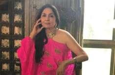 بالی ووڈ اداکارہ نینا گپتا کی سوانح عمری نے تہلکہ مچا دیا