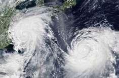 سمندری طوفان 'گلاب' کا خطرہ ، بھارت میں 2 لاکھ سے زائد افراد عارضی ..