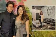گوری خان نے شاہ رخ کے دفتر کو نیا لک دے دیا
