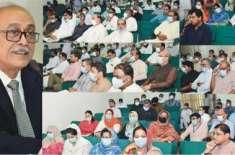 زرعی یونیورسٹی فیصل آباد میں پڑھائے جانیوالے تمام کورسزکاسلیبس عصرحاضر ..