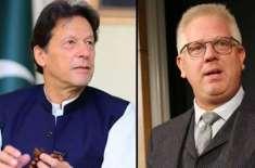 وزیراعظم عمران خان کا امریکی صحافی گلین بیک کو جوابی خط، قرآنی آیات ..