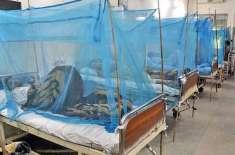 خیبرپختونخوا میں ڈینگی وائرس کی روکتھام کی بہترین حکومتی کاوشوں کے ..