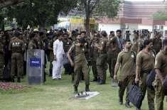 ممکنہ احتجاج، دیگر صوبوں سے 30 ہزار جوان اسلام آباد بھیجنے کی درخواست