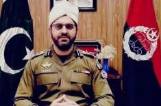 جہلم پولیس نے منشیات فروشوں کے خلاف کاروائی کرتے ہوئے بین الصوبائی ..