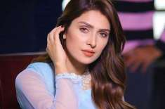 نورجہاں کے بارے میں علی عظمت کے کمنٹس پر عائزہ خان کا اظہار ناپسندیدگی