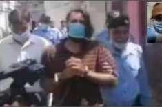 ملزم ظاہر جعفر کے والد نے نور مقدم کے قتل کو ' گھنؤنا جرم ' قرار دیا