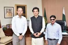 کامیاب جوان پروگرام کے سربراہ عثمان ڈار کی جلد سندھ کا دورہ کرنےکی ..