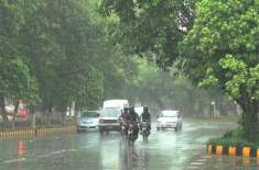 عید الاضحیٰ کے موقع پر لاہور شہر میں بارش ہونے کی پیشن گوئی