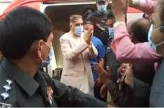 خورشید شاہ کو اسپتال زیر علاج رکھنے کا معاملہ ،سندھ ہائی کورٹ سکھر ..