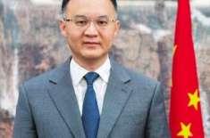 چین کے سفیر کی عید میلادالنبی ؐکے موقع پر پاکستانی قوم کو مبارکباد