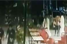 پی ٹی آئی یوتھ ونگ پنجاب کے صدر مبینہ قاتلانہ حملہ میں بال بال بچ گئے