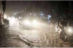 لاہور، اسلام آباد اور راولپنڈی سمیت ملک کے مختلف علاقوں میں بارشوں ..