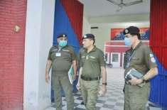 لیہ پولیس افسران فیلڈ میں جرائم پیشہ عناصر کے خلاف لیڈنگ رول ادا کریں ..