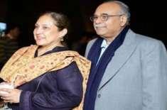 نجم سیٹھی کی اہلیہ اور ممبر پنجاب اسمبلی جگنو محسن پر قاتلانہ حملہ
