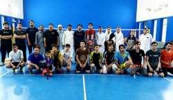 ڈسٹرکٹ  پشاور بیڈمینٹن چمپین  شپ   ۲۰۲۱  کا باضابطہ  افتتاح  ہو گیا