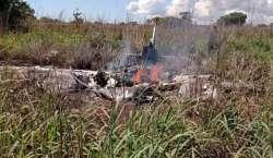 برازیل: طیارے حادثے میں فٹبال کلب کے صدر سمیت کورونا کا شکار 4 کھلاڑی ..