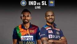 سری لنکا اور بھارت کے درمیان پہلا ون ڈے کرکٹ میچ پرسوں کھیلا جائے گا