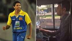 بھارت کیخلاف ورلڈ کپ فائنل کھیلنے والے سری لنکن کرکٹر بس ڈرائیور بن ..