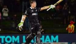 ٹام لیتھم کی سنچری ،نیوزی لینڈ نے بنگلہ دیش کو دوسرے ون ڈے میچ میں شکست ..