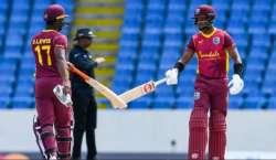 ویسٹ انڈیز نے دوسرے ون ڈے انٹرنیشنل میں سری لنکا کو 5 وکٹوں سے شکست دیکر ..