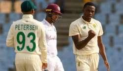 ویسٹ انڈیز اور جنوبی افریقہ کے درمیان دوسرا ٹیسٹ پرسوں شروع ہو گا