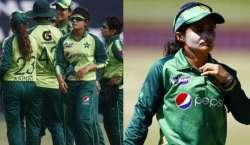ویمن کرکٹرز نے کپتان جویریہ خان پر ٹیم میں گروپ بندی کا الزام لگا دیا