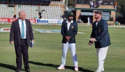 دوسرا ٹیسٹ ، پاکستان کا زمبابوے کیخلاف ٹاس جیت کر بیٹنگ کا فیصلہ
