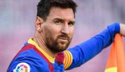 لیونل میسی اب آدھی تنخواہ پر بارسلونا کی نمائندگی کریں گے