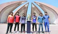 بھارت کی نیشنل ٹی 20 کپ کیخلاف بڑی سازش ناکام ، راولپنڈی سٹیڈیم سے 3 بکی ..