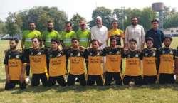 پشاور فٹ بال لیگ میں 5میچوں کا فیصلہ ہوگیا