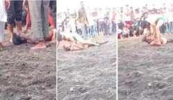 بھارت: کشتی کے دوران گردن ٹوٹنے سے پہلوان ہلاک