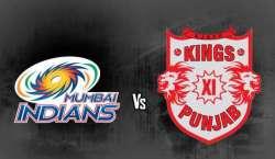پنجاب کنگز اور ممبئی انڈینز کے درمیان انڈین پریمیئر لیگ  کا 17واں میچ ..
