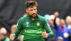 محمد عامر نے انگلینڈ کی طرف سے کھیلنے کی تردید کردی