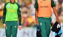 ویسٹ انڈیز اور جنوبی افریقہ کے درمیان بین پانچ ٹی 20 انٹرنیشنل میچوں ..