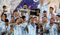 لیونل میسی کا انتظار ختم ہوا، کوپا امریکہ کپ ارجنٹینا کے نام
