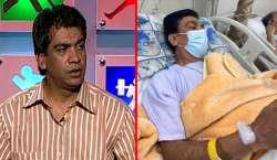 سابق ہاکی کپتان احمد عالم دل کی تکلیف کے باعث ہسپتال داخل