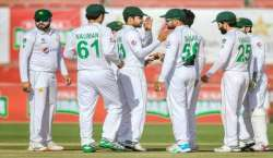 پاکستان اور زمبابوے کی ٹیموں کے درمیان دوسرا ٹیسٹ میچ پرسوں سے شروع ..