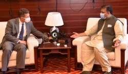 16 سال بعد اکتوبر میں برطانوی کرکٹ ٹیم پاکستان آئے گی :فواد چوہدری