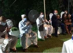 وزیراعلیٰ پنجاب کا سنیئرسیاستدان محمد اکرم چوہدری کی والدہ کے انتقال ..