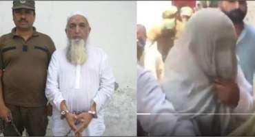 مفتی عزیز الرحمن کا سزا سے بچنا مشکل ہو گیا